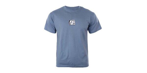 Pánske modré tričko Respiro