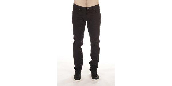 Pánske čierne nohavice SixValves