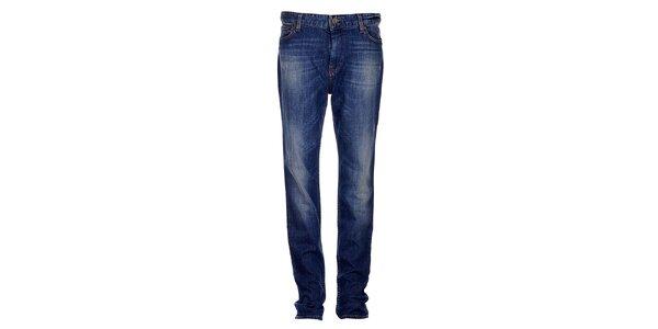 Tmavo modré džínsy Tommy Hilfiger