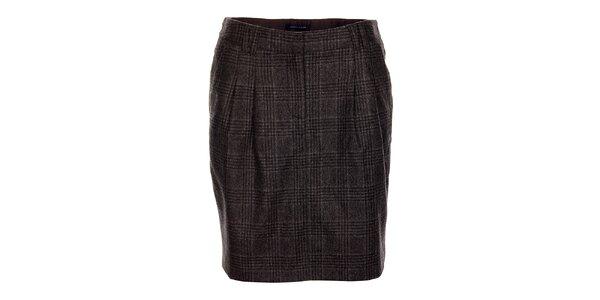 Šedá dámska sukňa Tommy Hilfiger