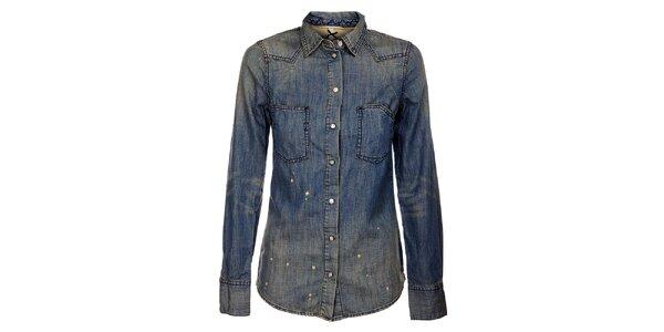 Dámska džínsová košeľa Tommy Hilfiger
