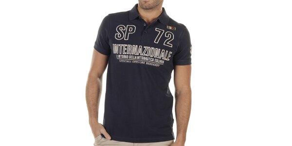 Pánske polo tričko s výšivkami Bendorff