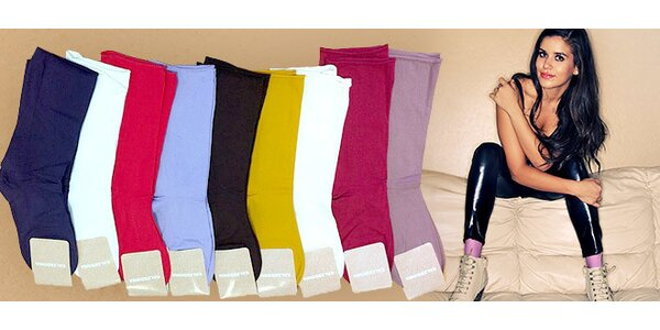 Silonové ponožky Calzedonia