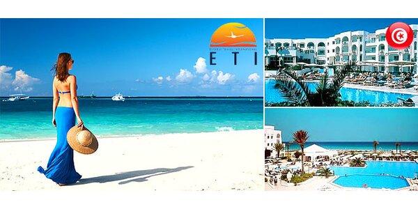 Luxusná all inclusive dovolenka v Tunisku
