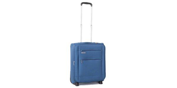Modrý kabínový kufor Ravizzoni