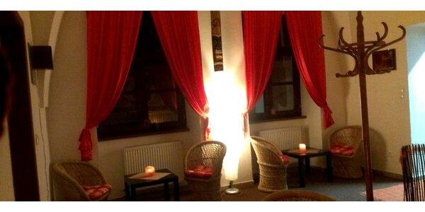 Romantické čajové posedenie pre zamilovaných