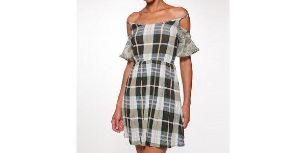 Dámske kockované šaty Ian Mosh
