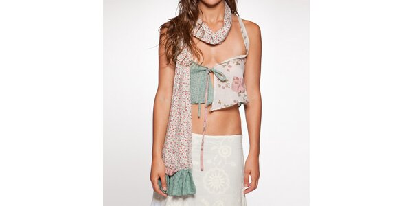 Dámska kvetovaná šatka Ian Mosh