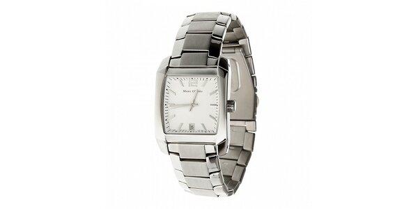 Pánske oceľové hodinky Marc O´Polo