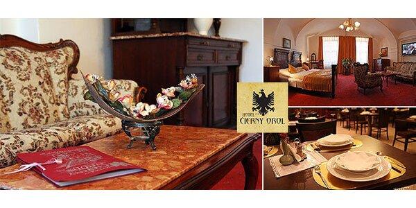 Oddych v stredovekom hoteli na Gemeri