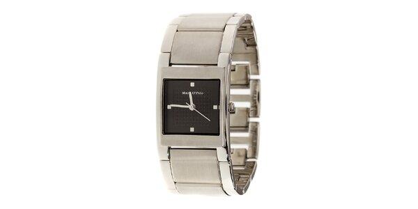 Dámske oceľové hodinky Marc O´Polo