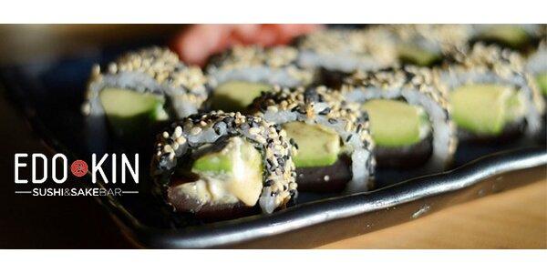 Luxusný sushi zážitok pre dvoch - 24 kúskov
