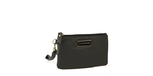 Dámska čierna peňaženka Steve Madden