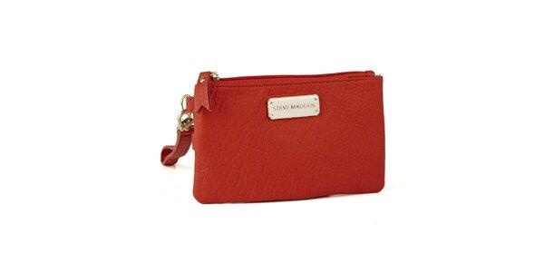 Dámska oranžová peňaženka Steve Madden