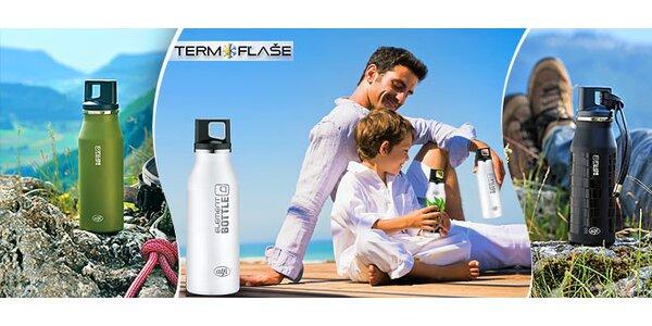 Dizajnové ekologické fľaše alfi