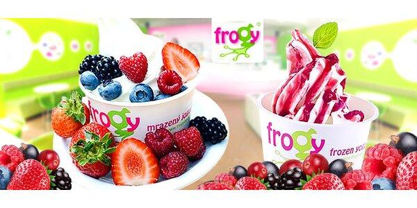 Chutné tajomstvo mrazeného jogurtu s ovocím
