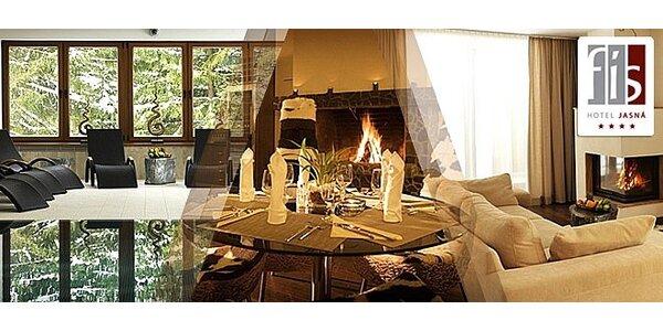 Rodinný luxusný wellness pobyt v Hoteli FIS Jasná****