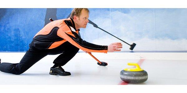 Prenájom curlingovej dráhy na 1 hodinu v Bratislave