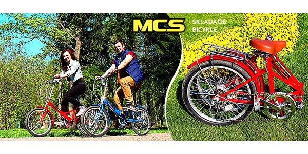 Skladací bicykel MCS