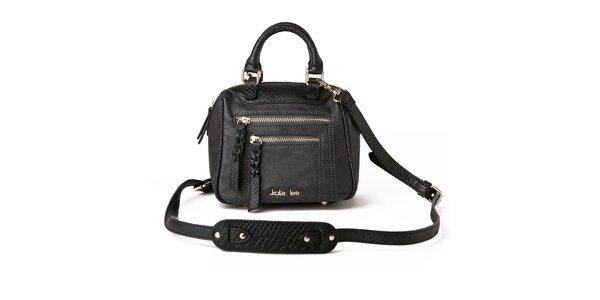 Dámska malá čierna kabelka Kate Lee