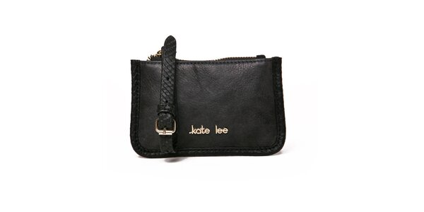 Dámska čierna kapsička Kate Lee