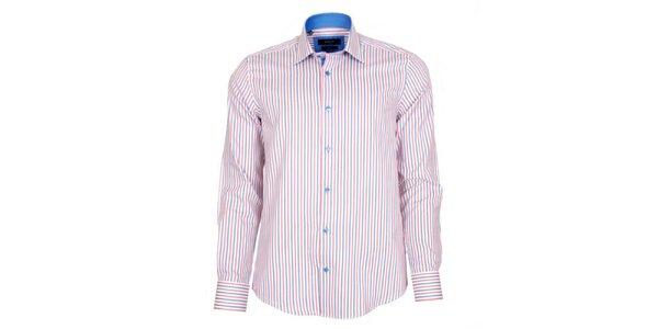 Pánska prúžkovaná košeľa Brazzi