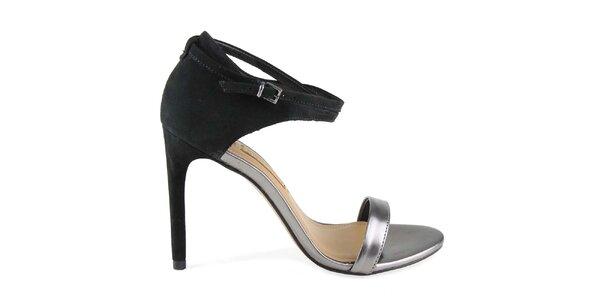 Dámske topánky na ihlovom opätku Arezzo