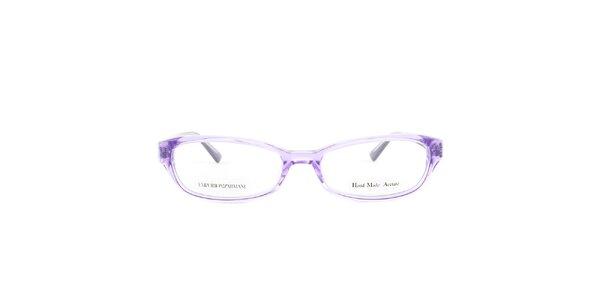 Dámske fialové okuliarové obrúčky Emporio Armani