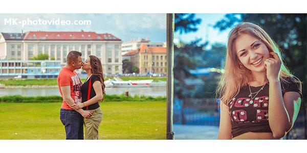 Profesionálne fotenie + Make-Up len za 29.9 € ! Fashion, Sport, Beauty! Pre…