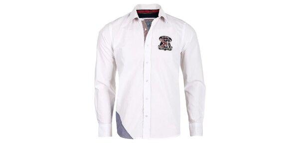 Pánska biela košeľa Signore dei Mari