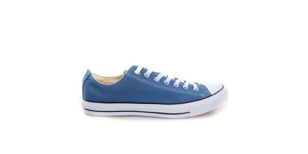 Tmavo modré nízke tenisky Converse