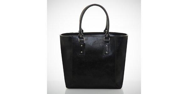 Dámska čierna kabelka Felice