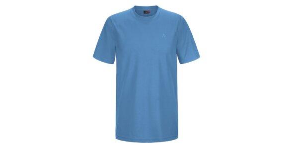 Pánske modré funkčné tričko Maier