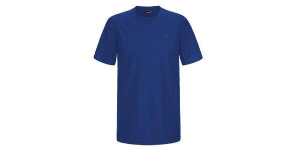Pánske tmavo modré funkčné tričko Maier