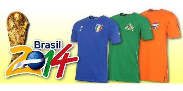 Celý svet fandí futbalu - World Cup 2014!