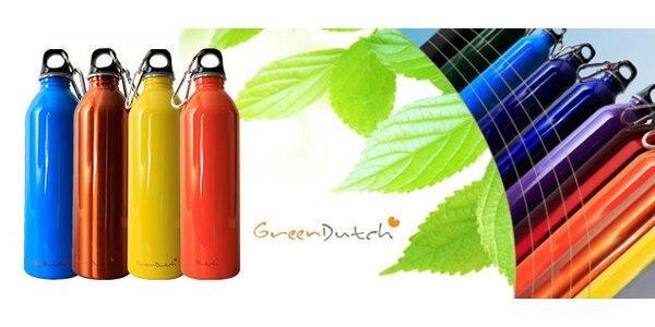 Eko fľaša Green Dutch