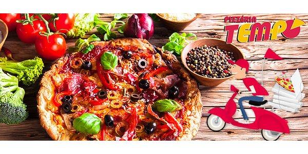 Donáška pizze – vyberte si až z 10 druhov