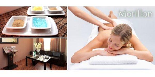 6,90 Eur za masáž chrbta a šije s luxusnou kozmetikou so zľavou 53%!