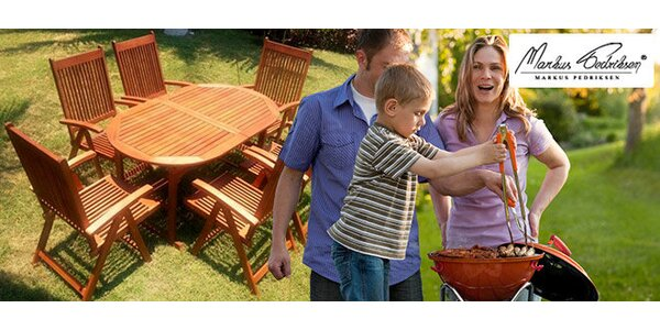 Záhradná zostava Markus Pedriksen® Family