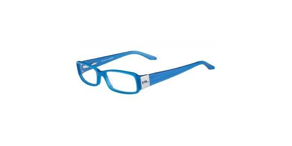 Dámske blankytno modré dioptrické obrúčky Ralph Lauren