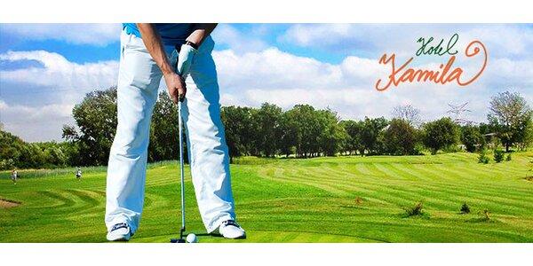 Golf s trénerom iba 20 min. od centra