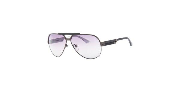 Pánske kovové slnečné okuliare Diesel