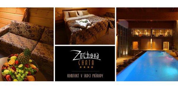 99 Eur za 2-dňový pobyt pre dve osoby v Hoteli Zochova chata **** v Modre.