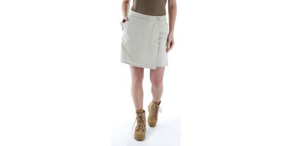 Dámska svetlá kraťaso-sukňa Bushman