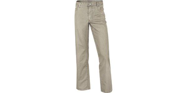 Pánske svetlé rovné džínsy Bushman