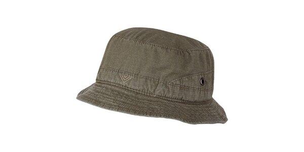Pánsky khaki klobúčik Bushman