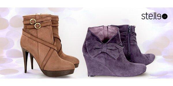 Kvalitné kožené topánky