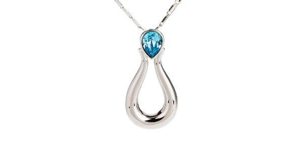 Dámsky náhrdelník s kvapkovitým príveskom Fifi Ange