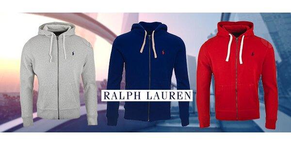 POLO mikina svetoznámej značky Ralph Lauren
