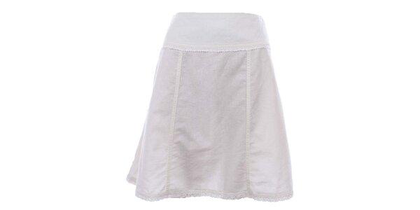 Dámska biela sukňa Timeout